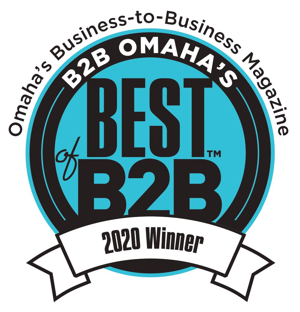 SOS Best of B2B Winner 2020