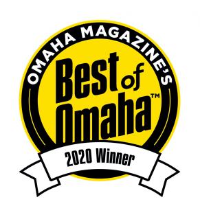 SOS Best of Omaha Winner 2020