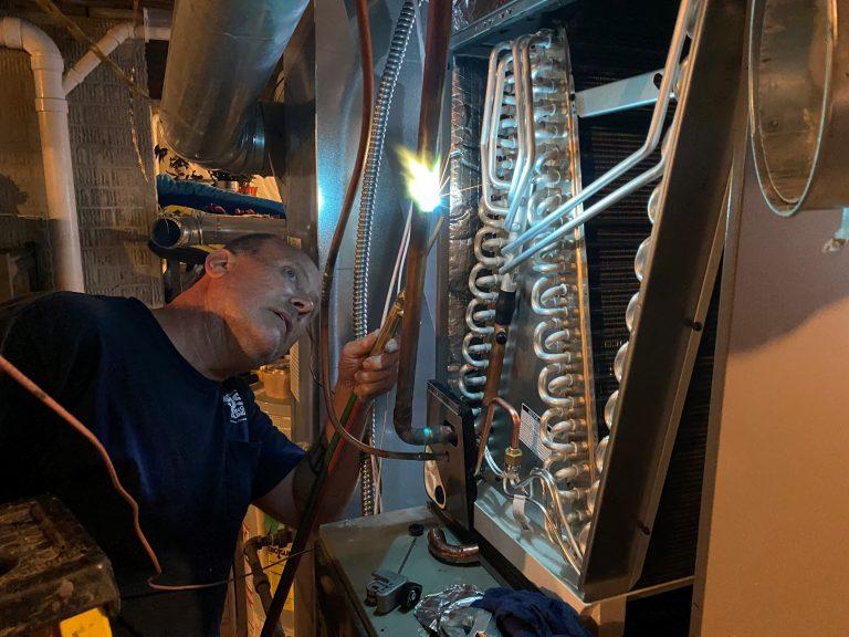 steve install coil