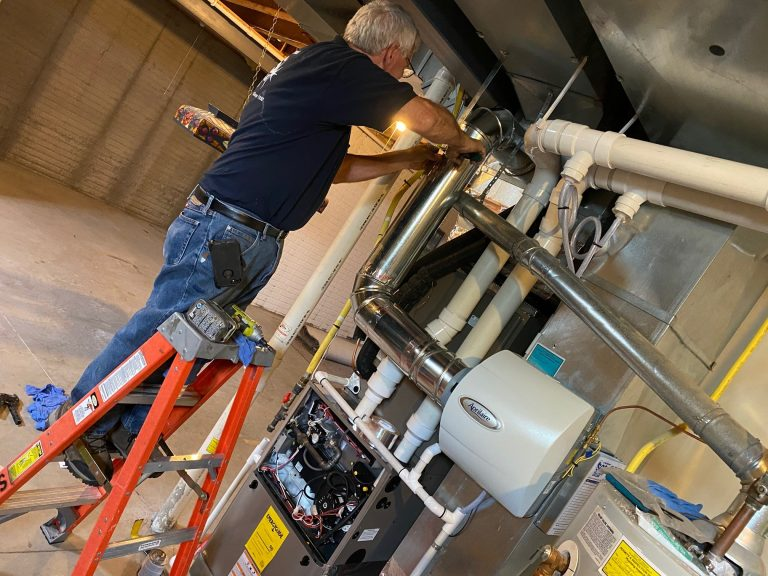 jim furnace install